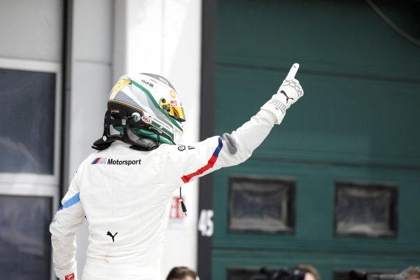 Race winner Marco Wittmann, BMW Team RMG.