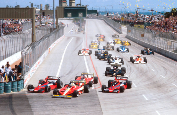 1978 United States Grand Prix West.