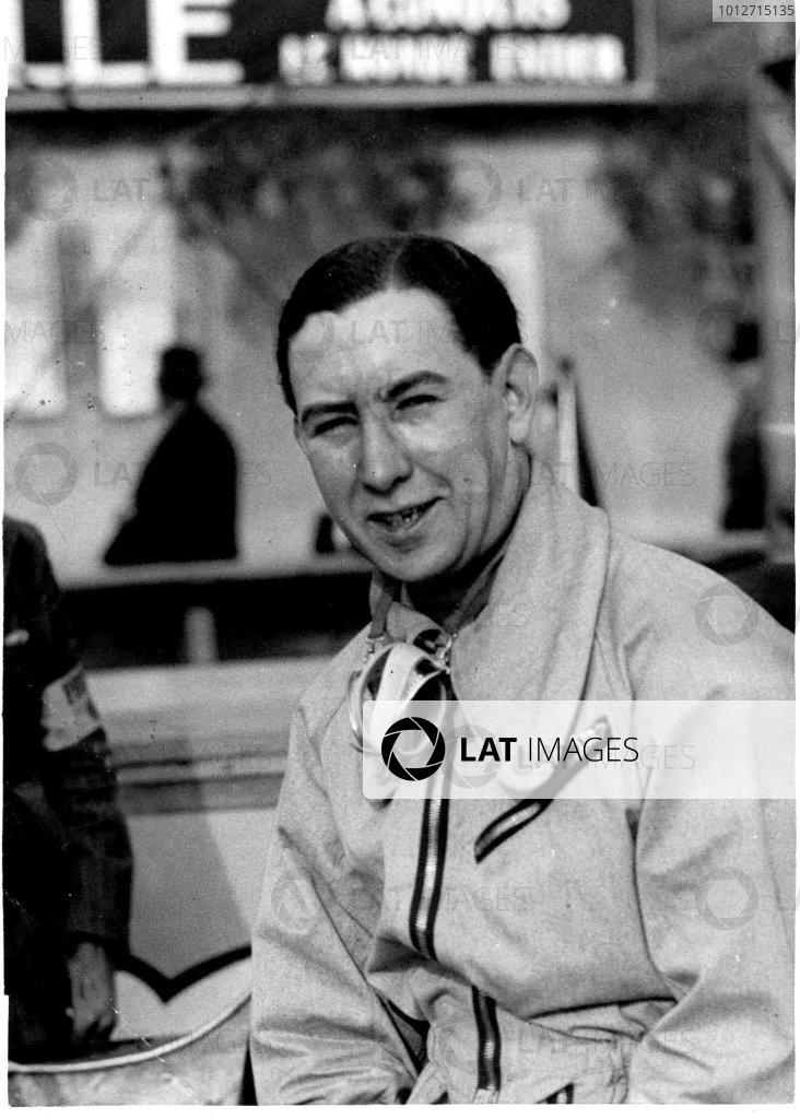 1934 Monaco Grand Prix.