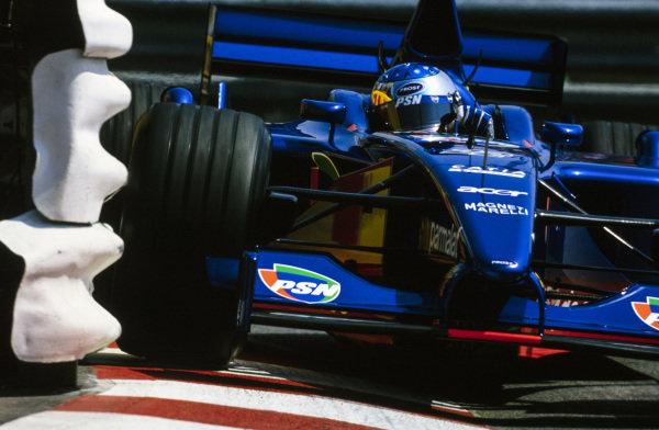 Jean Alesi, Prost AP04 Acer.