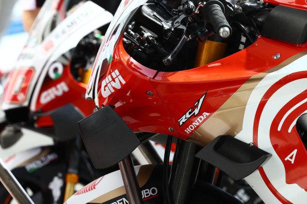 Takaaki Nakagami, Team LCR Honda's Honda.