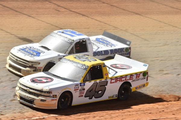 #45: Brett Moffitt, Niece Motorsports, Chevrolet Silverado Circle B Diecast