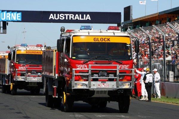 Formula 1 Photos: Australian GP (2009)