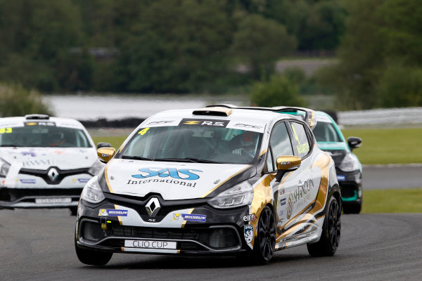 2017 Renault Clio Cup, Oulton Park, 20th-21st May 2017, Jack McCarthy (GBR) Team Pyro Renault Clio Cup World copyright. JEP/LAT Images