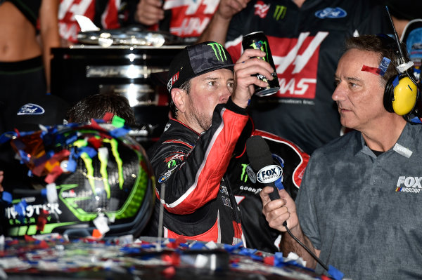 2017 NASCAR Monster Energy Cup - Daytona 500 Daytona International Speedway, Daytona Beach, FL USA Sunday 26 February 2017 Kurt Busch World Copyright: Rusty Jarrett/LAT Images ref: Digital Image 17DAY1rj_06907