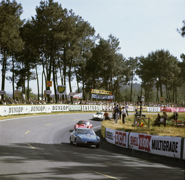 Le Mans, France. 23 - 24 June 1962.