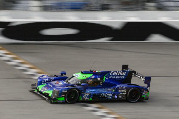 #47: Cetilar Racing Dallara LMP2, LMP2: Andrea Belicchi, Giorgio Sernagiotto, Roberto Lacorte, Antonio Fuoco