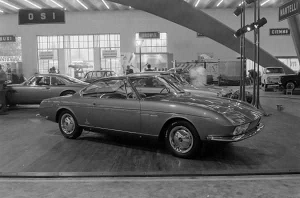 Pininfarina Fiat 2300S Coupe Speciale