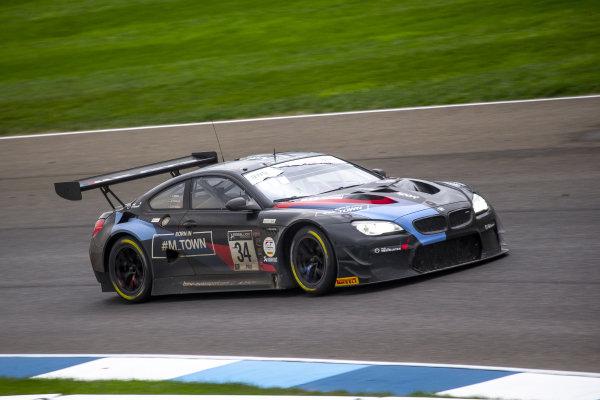 #34 BMW M6 GT3 of Nicky Catsburg, Connor De Phillippi, and Augusto Farfus, Walkenhorst Motorsport, GT3 Overall