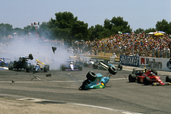 Paul Ricard, France.