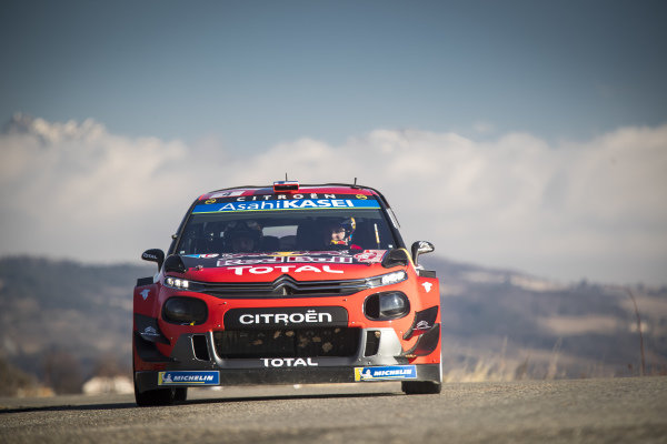 Esapekka Lappi, Citroen Racing, Citroen C3 WRC 2019