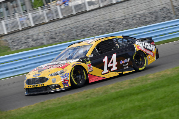 #14: Clint Bowyer, Stewart-Haas Racing, Chevrolet Camaro Rush Truck Centers