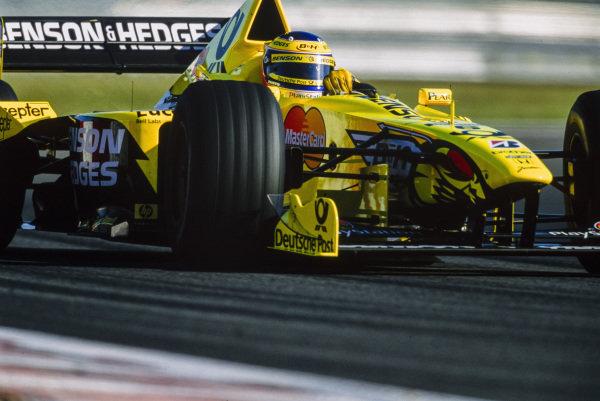 Jarno Trulli, Jordan EJ10 Mugen-Honda.