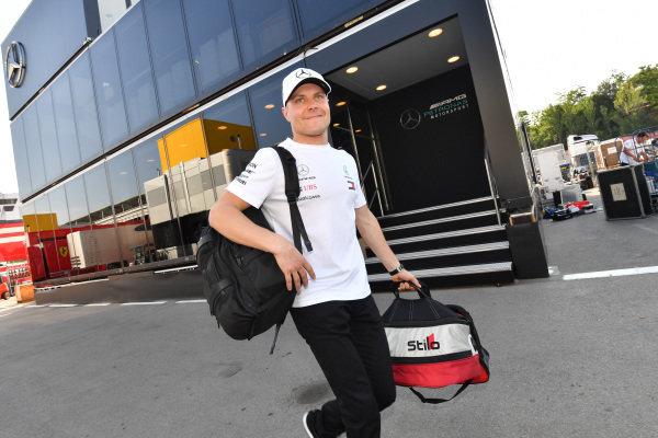 Valtteri Bottas (FIN) Mercedes-AMG F1
