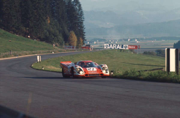 1970 Osterreichring 1000 kms.