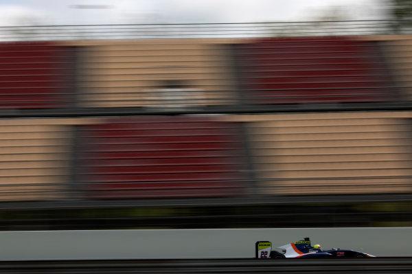 2016 Barcelona Testing. Circuit de Catalunya, Barcelona, Spain. Thursday 21st April. Alex Palou (ESP, Campos Racing). Action.  World Copyright: Alastair Staley/LAT Photographic. ref: Digital Image 585A7880