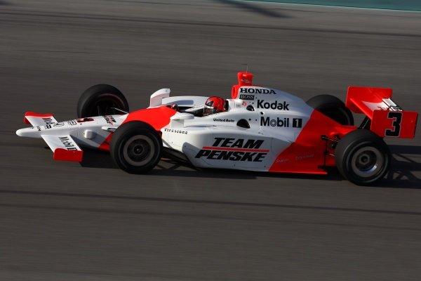 Helio Castroneves (BRA), Team Penske Dallara Honda.IRL IndyCar Series, Rd1, XM Satellite 300, Homestead-Miami Speedway, Homestead, FLorida, USA. 23-25 March 2007.DIGITAL IMAGE