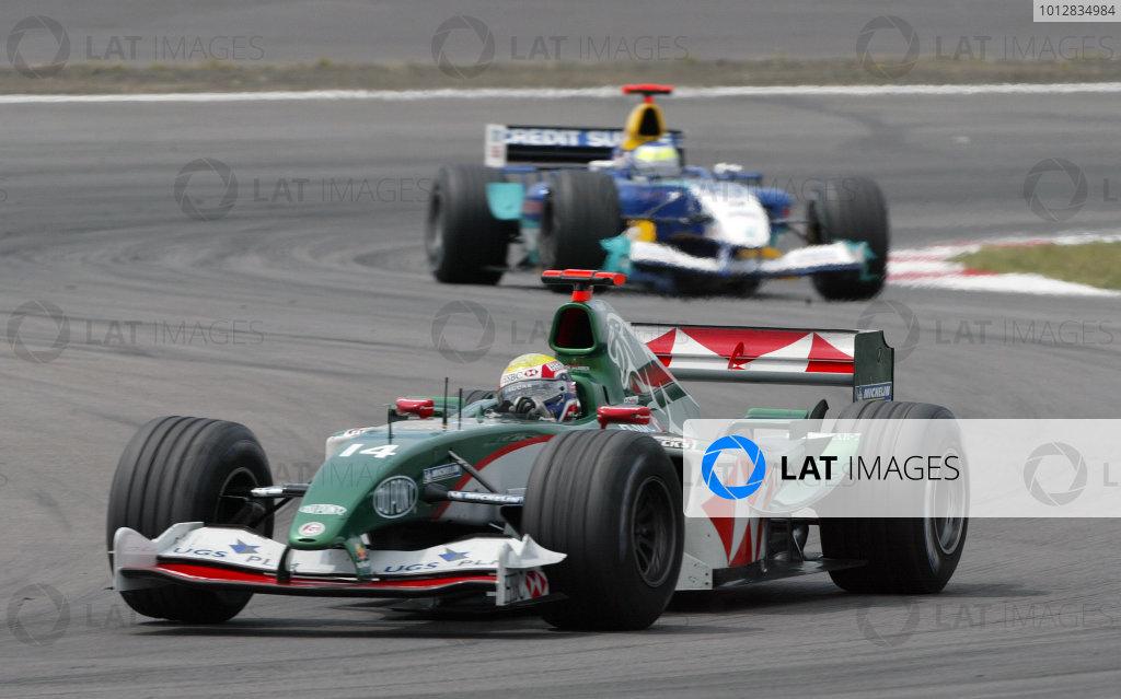 2004 European Grand Prix - Sunday Race,