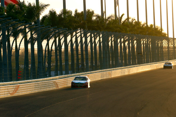 NASCAR XFINITY Series Ford EcoBoost 300 Homestead-Miami Speedway, Homestead, FL USA Saturday 18 November 2017 Sam Hornish Jr, REV/Fleetwood RV Ford Mustang World Copyright: Russell LaBounty LAT Images