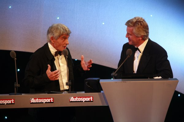2006 Autosport AwardsGrosvenor House Hotel, London. 3rd December 2006.Pierre Dupasquier, Michelin.World Copyright: Malcolm Griffiths/LAT Photographicref: Digital Image _MG_2429