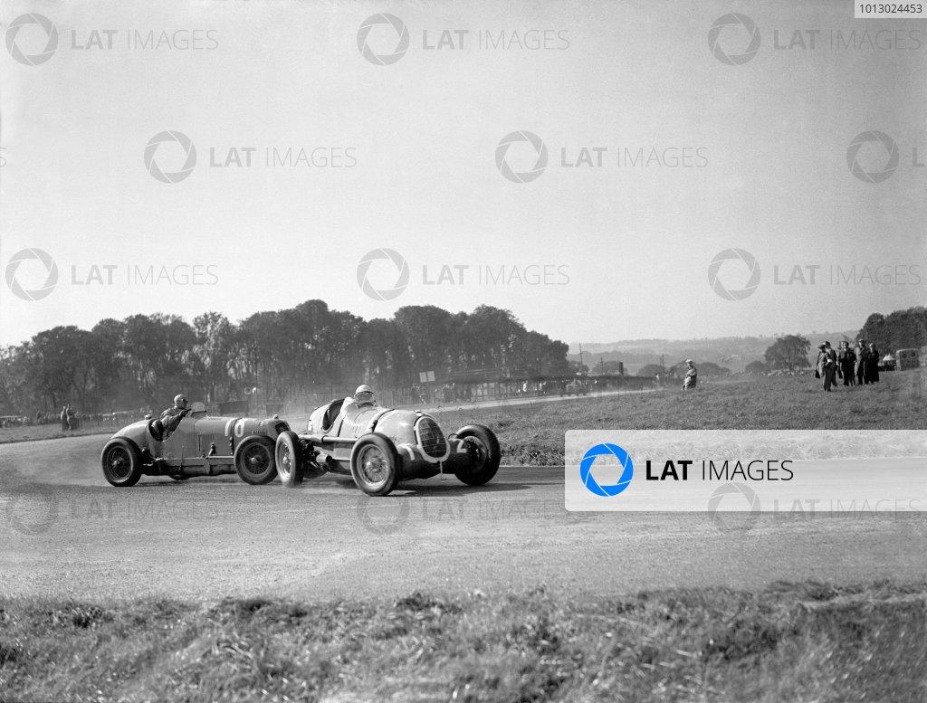 1936 Donington Grand Prix