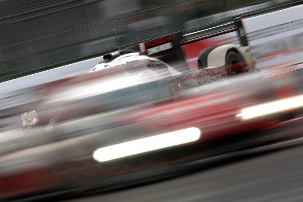 2016 FIA World Endurance Championship, Mexico City, Autodromo Hermanos Rodriguez, 1st-3rd September 2016, Timo Bernhard / Mark Webber / Brendon Hartley - Porsche 919 Hybrid World Copyright. Jakob Ebrey/LAT Photographic