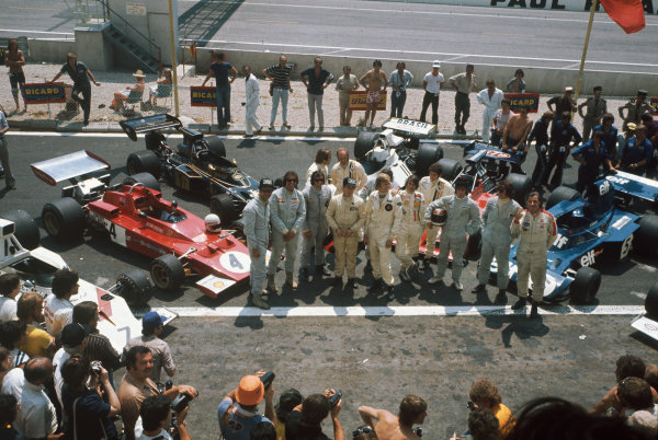 1973 French Grand Prix. 