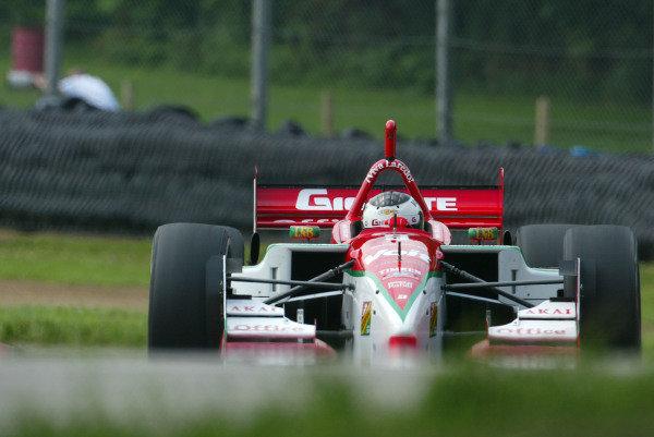 2003 ChampCar (Champ Car) Mid Ohio, Aug 9 - 11 Lexington, Ohio, USAMichel Jourdain Jr.- Michael Kim, USA LAT Photography