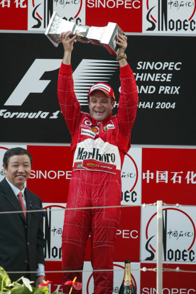 2004 Chinese Grand Prix - Sunday Race,