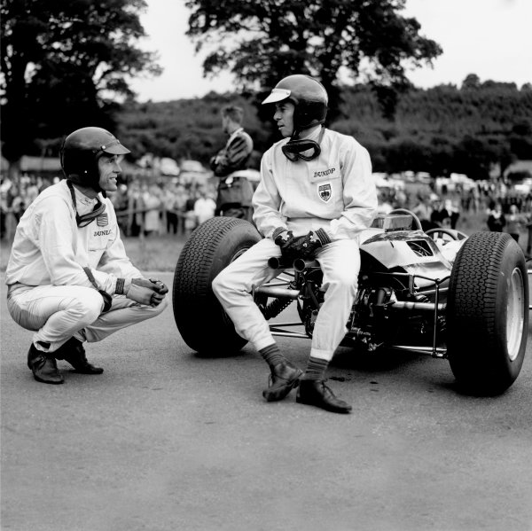 Spa-Francorchamps, Belgium. 12-14 June 1964.