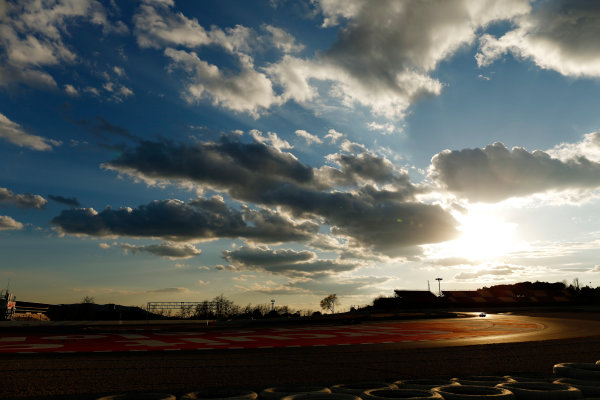 Circuit de Catalunya, Barcelona, Spain Thursday 25 February 2016. World Copyright: Alastair Staley/LAT Photographic ref: Digital Image _79P4971