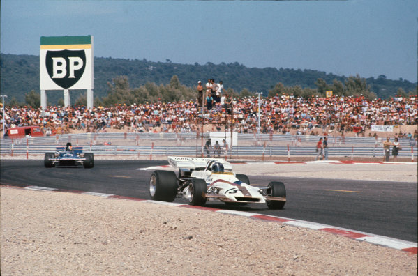 Paul Ricard, Le Castellet, France. 2-4th July 1971.  Pedro Rodriguez, BRM P160.  Ref: 71FRA60. World Copyright: LAT Photographic
