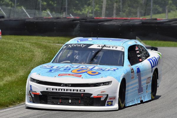 #1: Michael Annett, JR Motorsports, Chevrolet Camaro Pilot Flying J Summer is a Go