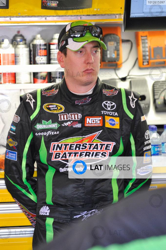 2010 NASCAR Fontana