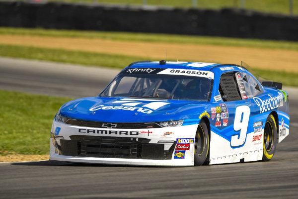 #9: Noah Gragson, JR Motorsports, Chevrolet Camaro Cessna
