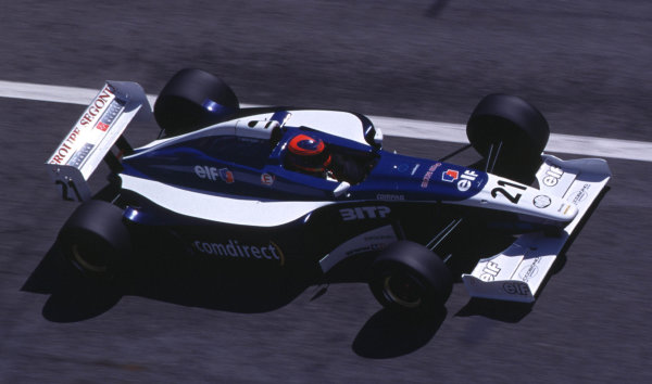 FIA International F3000 Championship. 