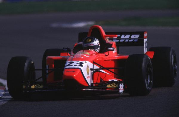 Silverstone, England. 22-23/3/2000. Darren Manning. Arden Racing. World Copyright: LAT Photographic.