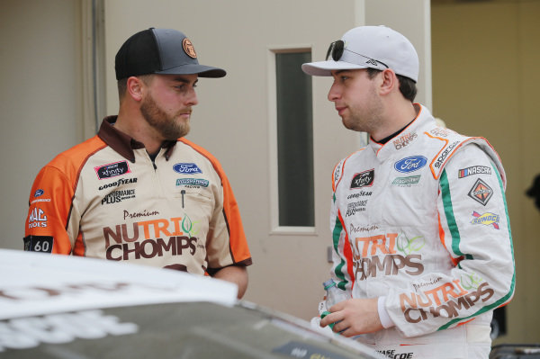 #60: Chase Briscoe, Roush Fenway Racing, Ford Mustang Nutri Chomps