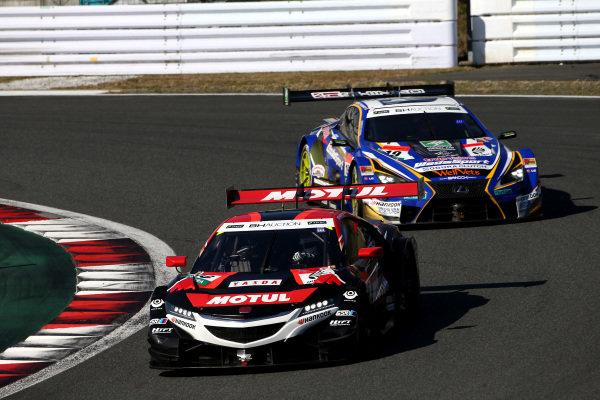 Hideki Mutoh, Team Mugen Honda NSX-GT.