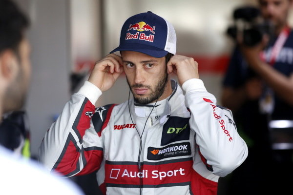 Andrea Dovizioso, Audi Sport Team WRT