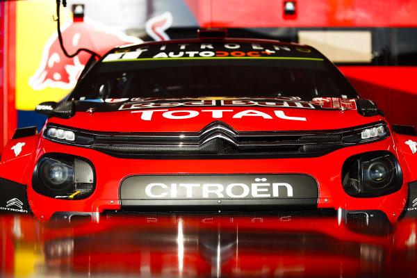 Citroen C3 WRC 2019, Citroen Racing