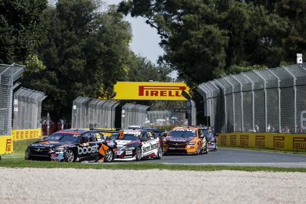 Richie Stanaway, Garry Rodgers Motorsport, Holden