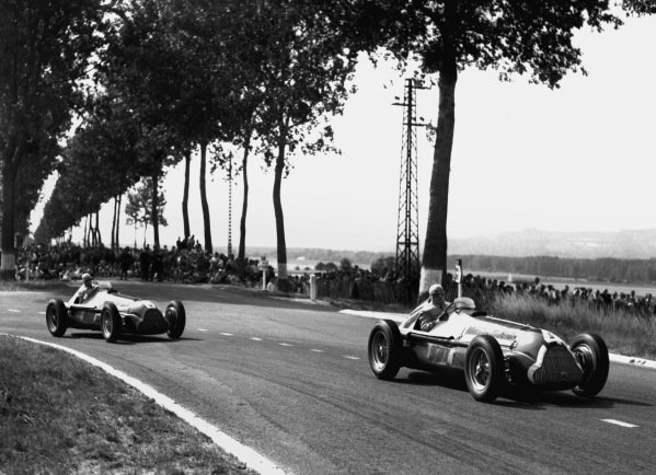 Reims, France. 1950